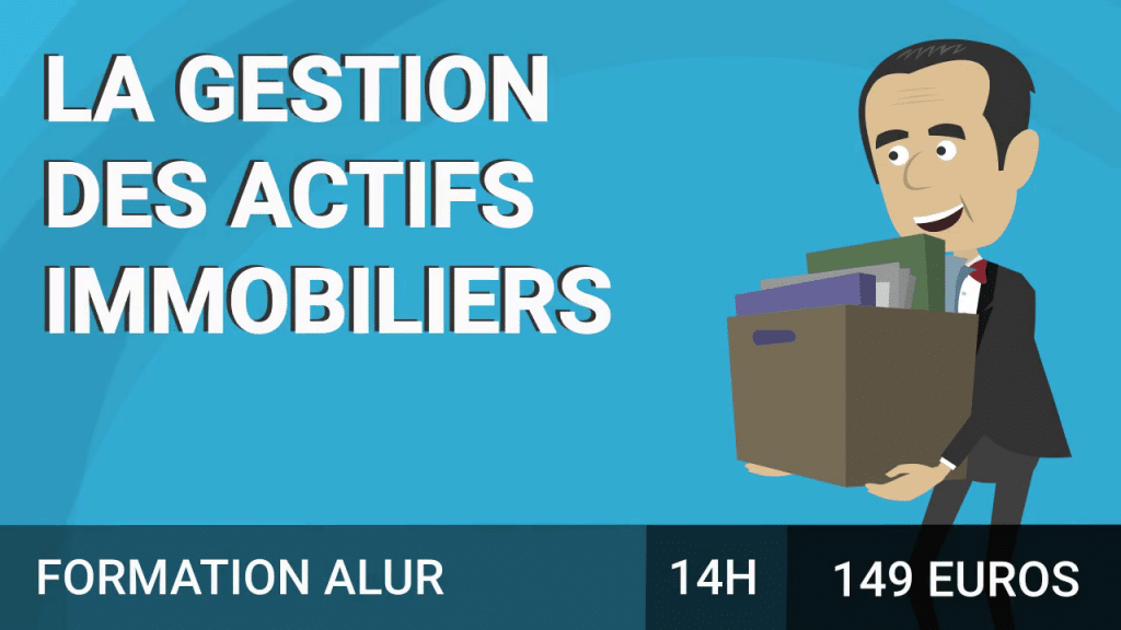 Formation loi ALUR actifs immobiliers
