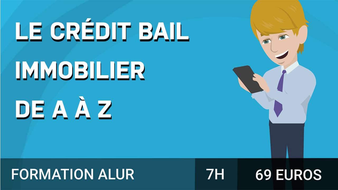 Le crédit-bail immobilier de A à Z course image