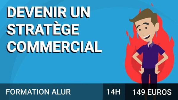 Devenir un stratège commercial course image
