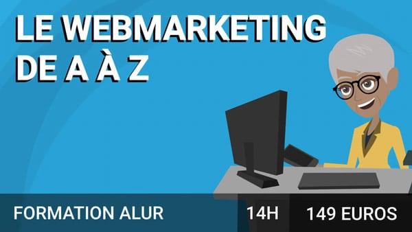 Le webmarketing immobilier de A à Z course image