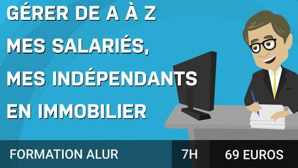 Gérer de A à Z mes salariés et indépendants course image